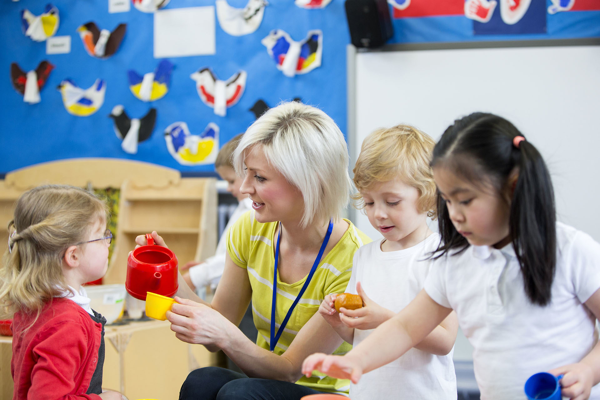 Further details of childcare support package discussed at Education Committee meeting
