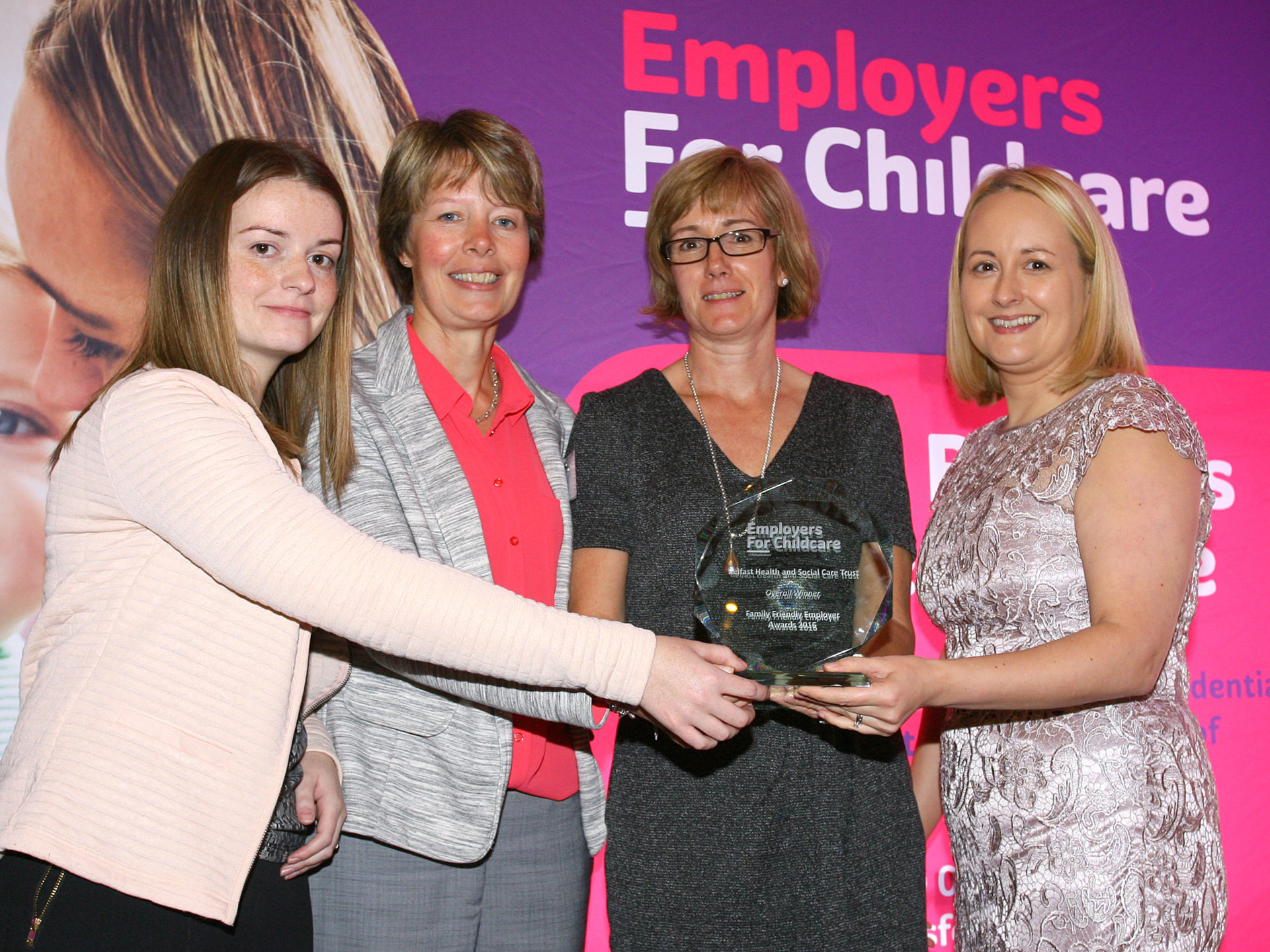 Belfast Trust is Northern Ireland's Most Family Friendly Employer