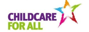 Childcare For All logo