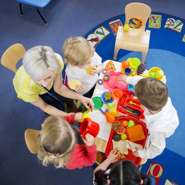 Financial support package announced for childcare providers