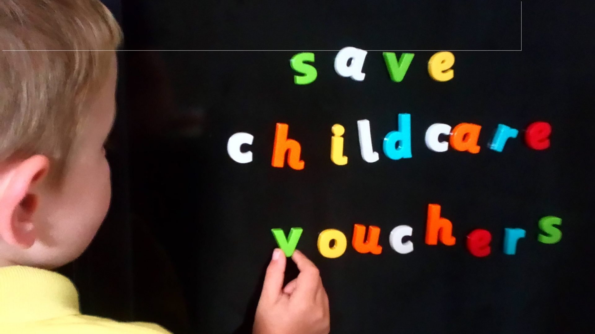 Call for Childcare Vouchers to be re-opened to new entrants