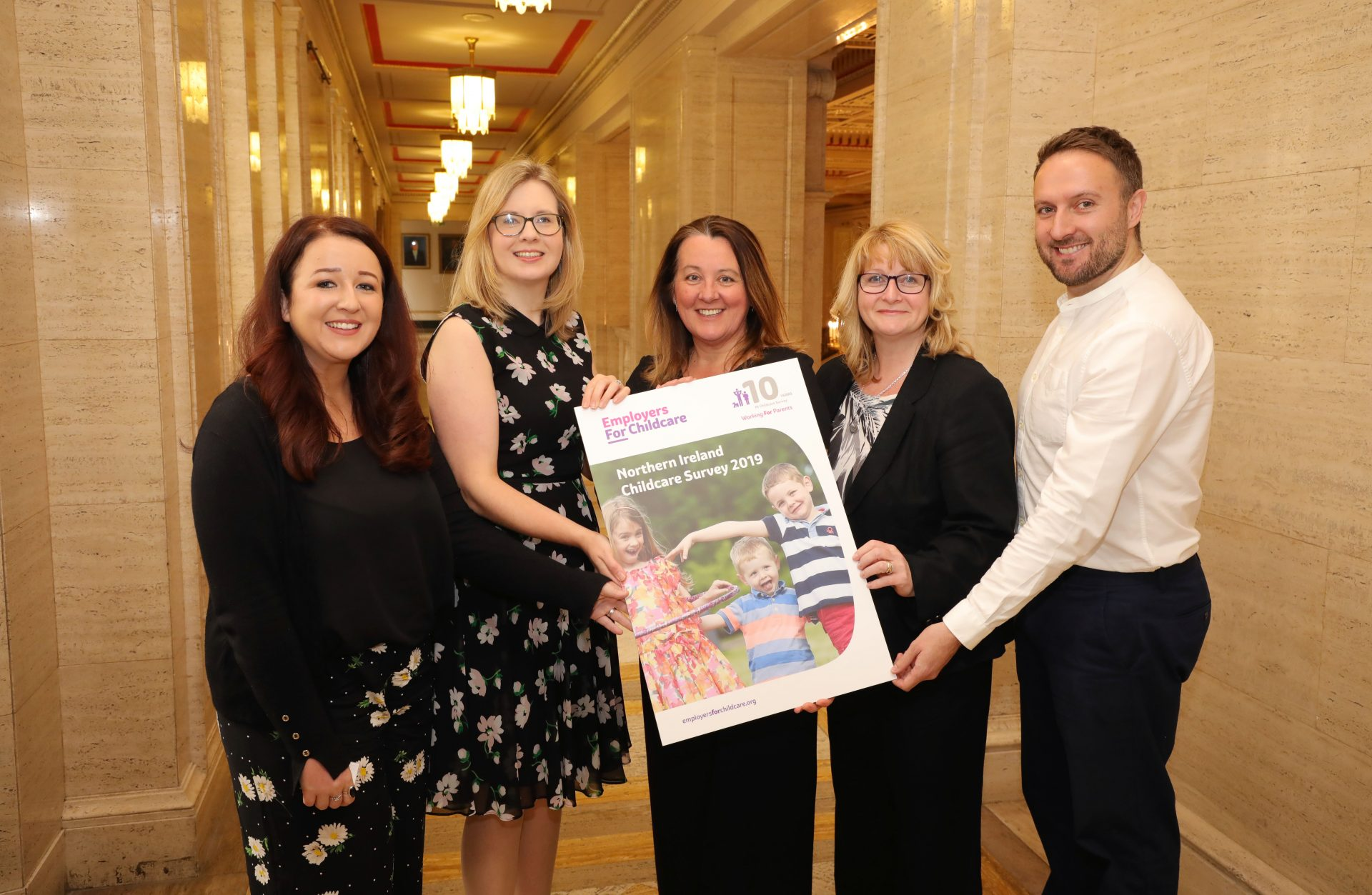 10th Annual Northern Ireland Childcare Survey launched