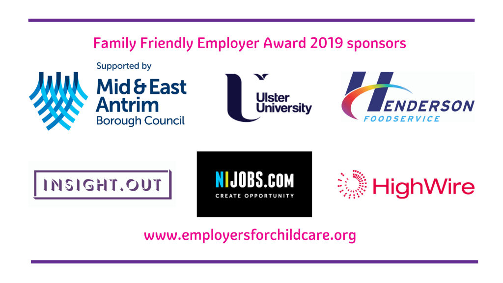 Thank you to our Family Friendly Employer Award 2019 sponsors (2nd Draft) (1)