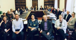 First Meeting Cross Party Working Group