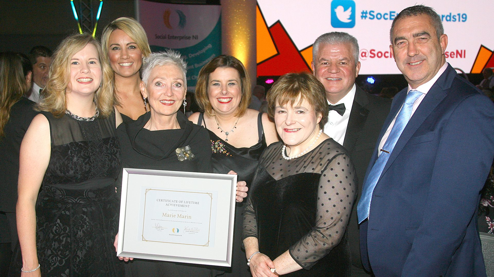 Employers For Childcare picks up top Awards at annual celebration of Social Enterprise