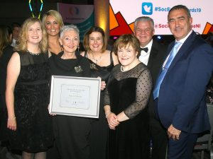 Employers For Childcare Social Enterprise of the Year SENI Awards