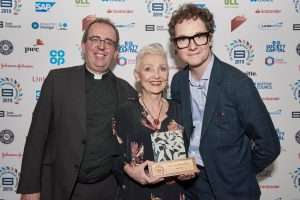 Marie Marin Social Enterprise UK Awards