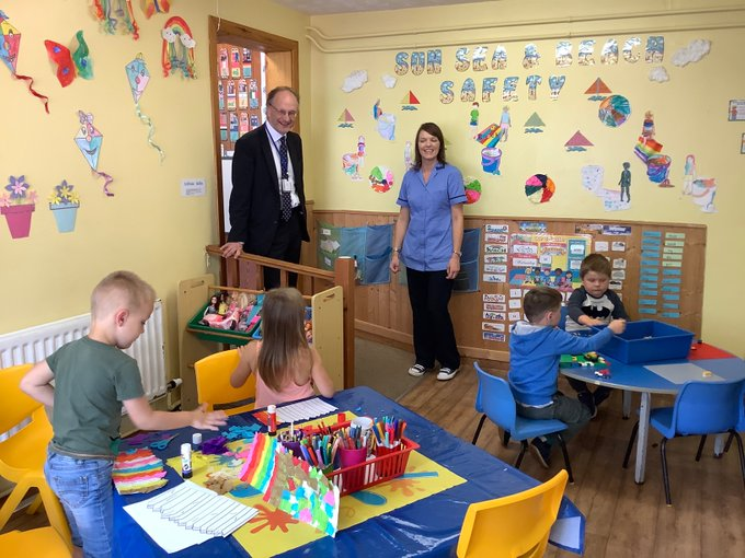Employers For Childcare welcomes recovery package for childcare sector, but calls for longer-term investment