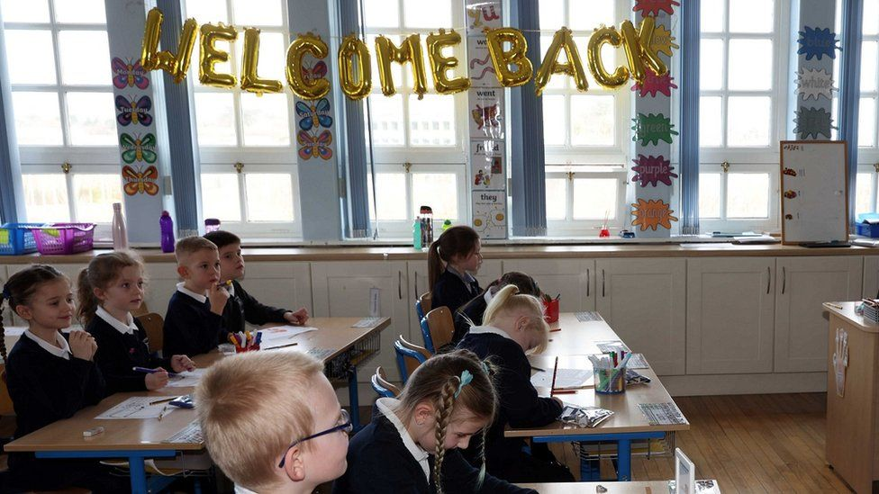 Return to school for primary and post primary pupils in Northern Ireland