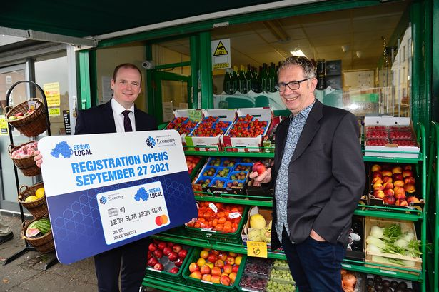High Street Voucher presents a great opportunity to buy social